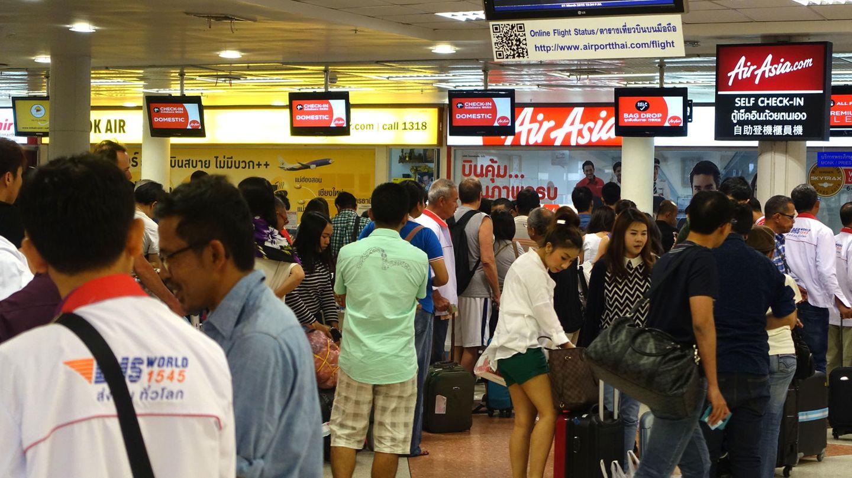 Chiang Mai flughafen