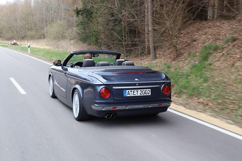 Everytimer ETA 02 Cabrio - 326 PS stark und 250 km/h schnell