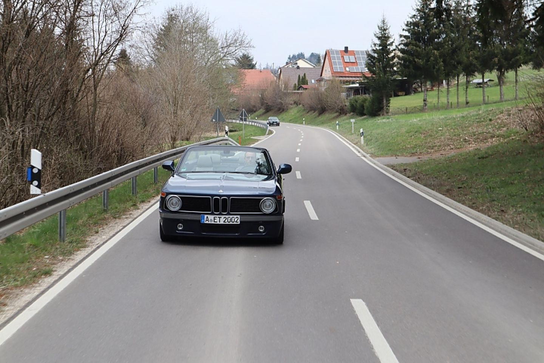 Everytimer ETA 02 Cabrio - von vorne fast wie das Original