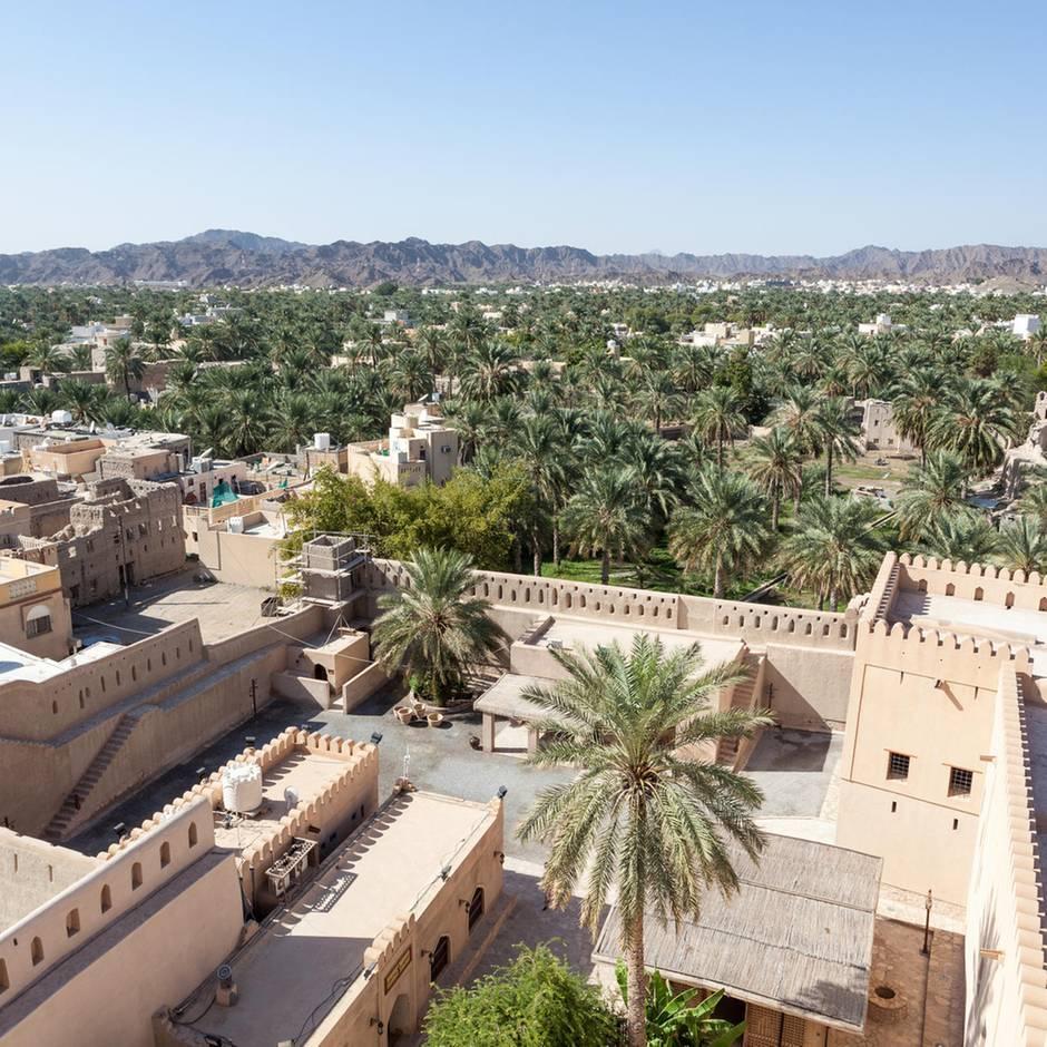 Arabische Halbinsel: Die Stille in der Wüste des Omans erleben