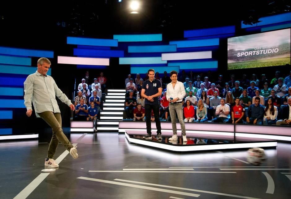 sport kompakt zdf zeigt sportstudio zunächst im Livestream