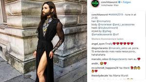 Vips News: Conchita Wurst ist zurück und die Fans freuen sich