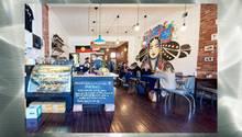 Café Australien Steuer Männer