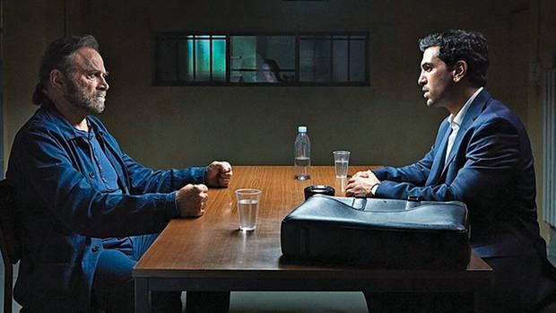 """Regisseur Marco Kreuzpaintner hat mit """"Der Fall Collini""""einen klugen, toll besetzten Thriller (Foto: Franco Nero, Elyas M'Barek) über den Mord an einem ehemaligen NS-Offizier geschaffen. Leider erliegt der Film an manchen Stellen zu sehr der Lust am Pathos."""
