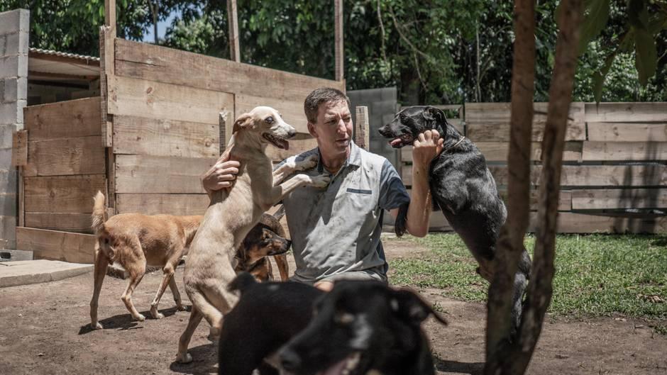 "Glenn Greenwald baute in der Nähe Rio de Janeiros das Asyl ""Hope"""