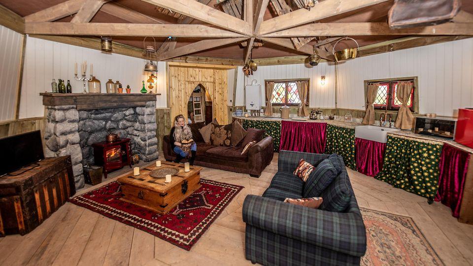 Harry Potter Hagrid Hütte