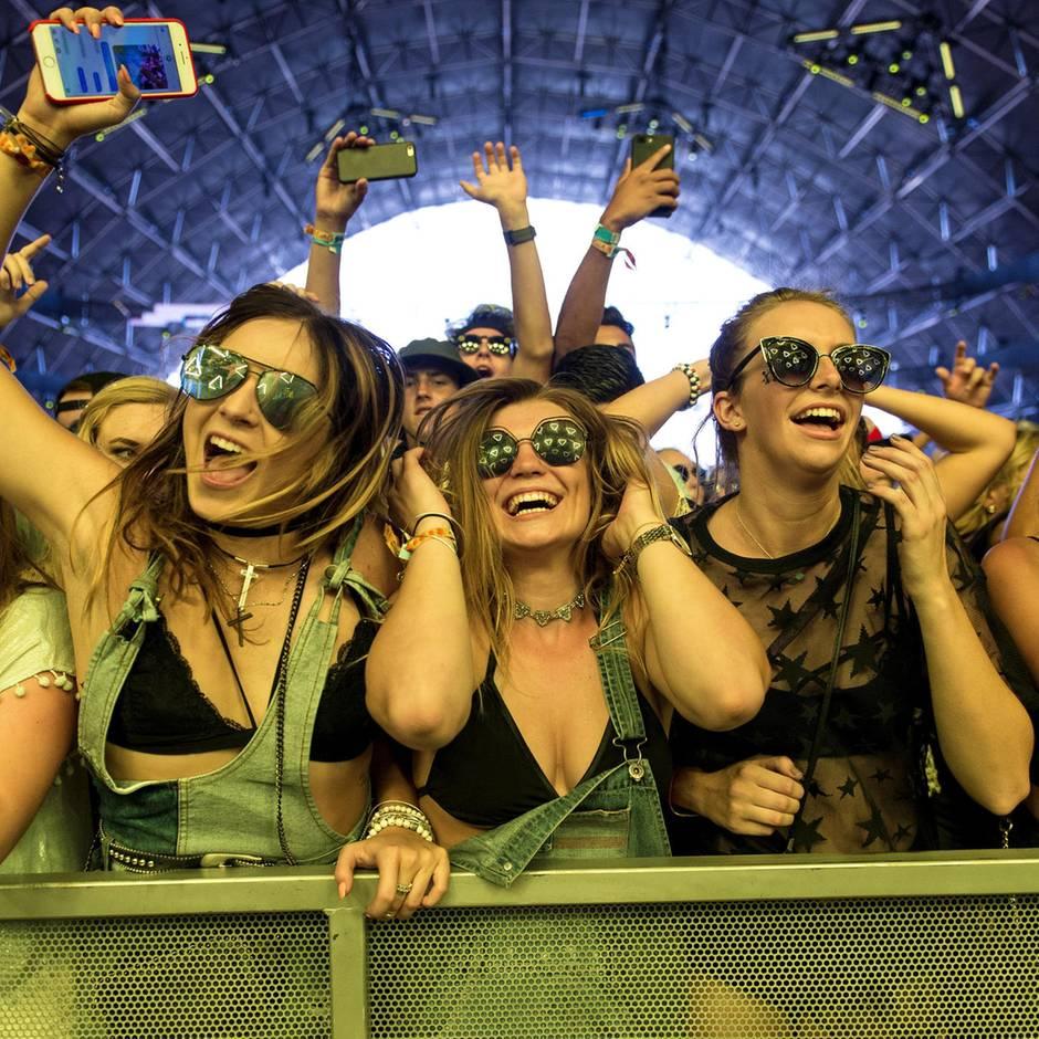 Festival in Kalifornien: Krasser Anstieg an gemeldeten Fällen: Coachella hat ein Herpes-Problem