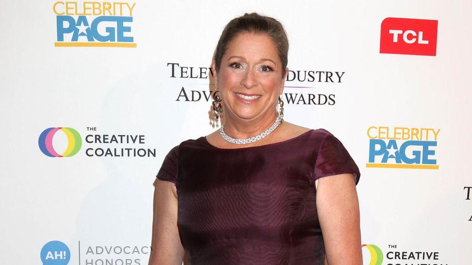 Abigail Disney bei den 2018 Television Industry Advocacy Awards.