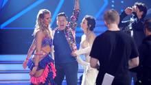 """Kerstin Ott jubelt über ihr """"Let's Dance""""-Aus – und Llambi verliert die Fassung"""
