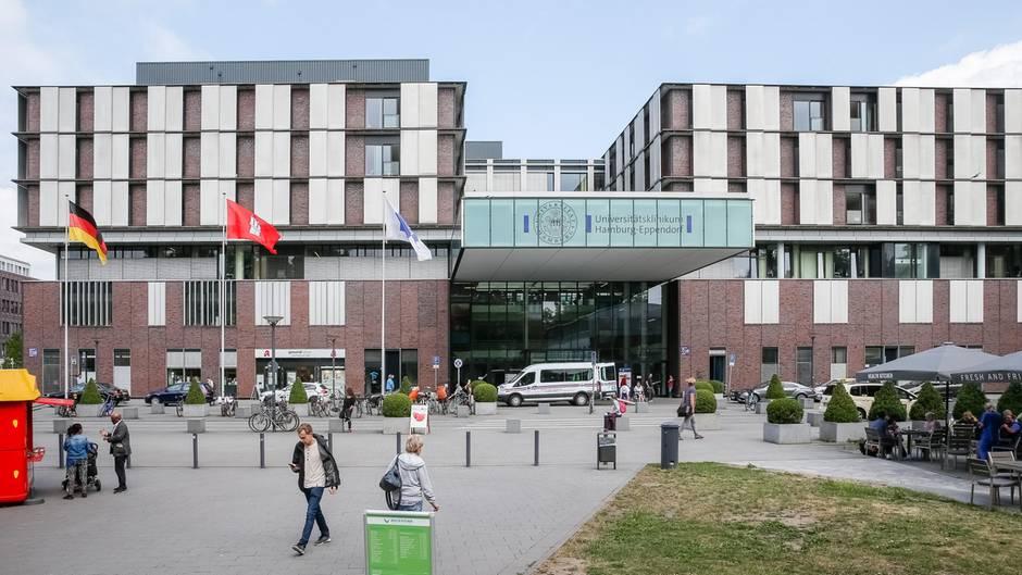 UKE Hamburg - Psychiatriepatient stirbt sechs Tage nach Zwangsmaßnahmen durch Krankenhaus