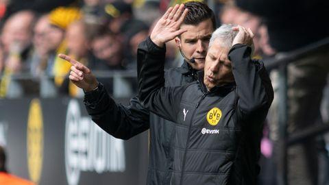 BVB-Coach Lucien Favre