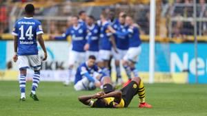 Derby-Desaster für BVB - die Pressestimmen