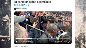 Nach verlorenem Finale: Neymar schlägt pöbelnden Fan ins Gesicht