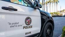 Polizei Los Angeles