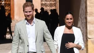 Harry und Meghan: Das Baby ist da