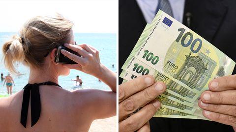 Telefonieren ins EU-Ausland wird billiger und es gibt neue Euro-Banknoten