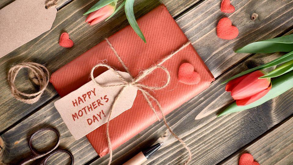 Geschenke zum Muttertag: Das sind die schönsten Geschenkideen unter 20 Euro