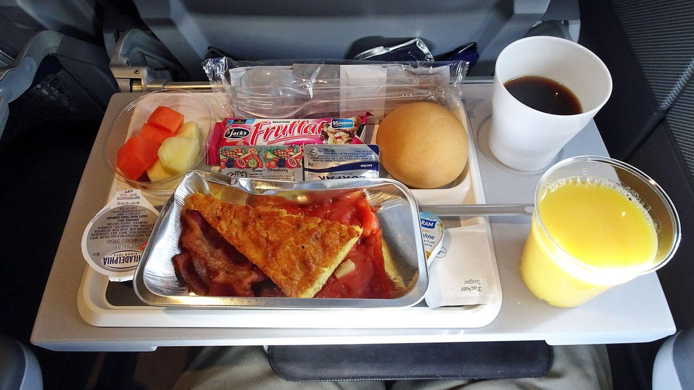 Lufthansa,Economy Class: San José - Frankfurt