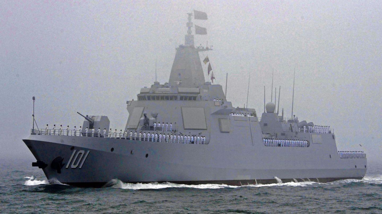 """Die """"Nanchang"""" ist das erste von vermutlich 24 Schiffen dieser Klasse."""