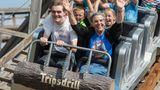 Erlebnispark Tripsdrill  Deutschlands ältester Freizeitpark begeht in diesem Jahr seinen 90. Geburtstag. Das Spektrum des Parks bei Cleebronn in Baden-Württemberg reicht von Achterbahn bis zum Wildparadies mit 50 verschiedenen Tierarten.  Infos:https://tripsdrill.de