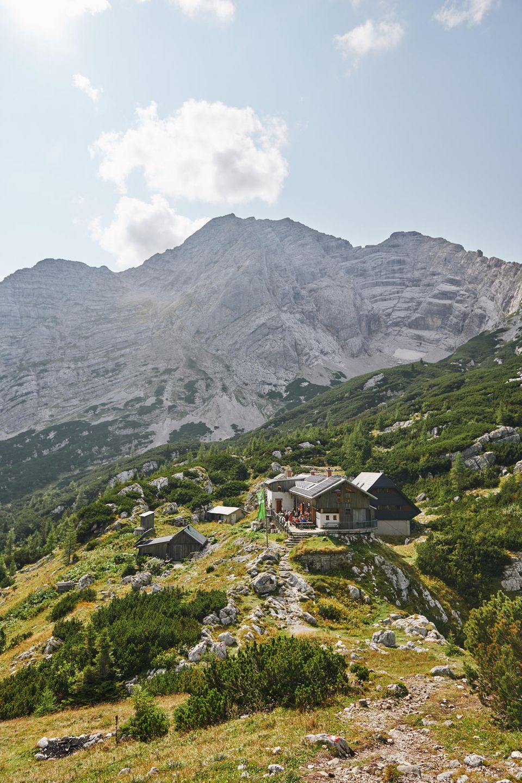 Beliebter Ort mit 4000 Übernachtungen proJahr: dieHeßhütte