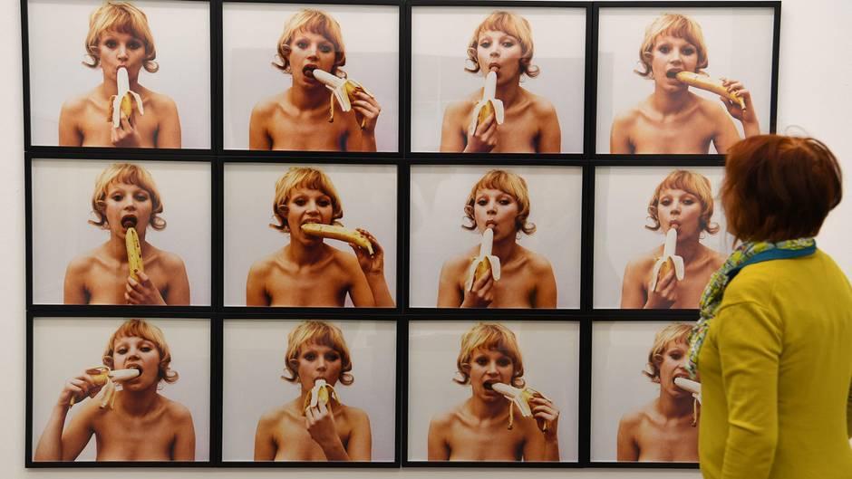 Polen Banane Kunst