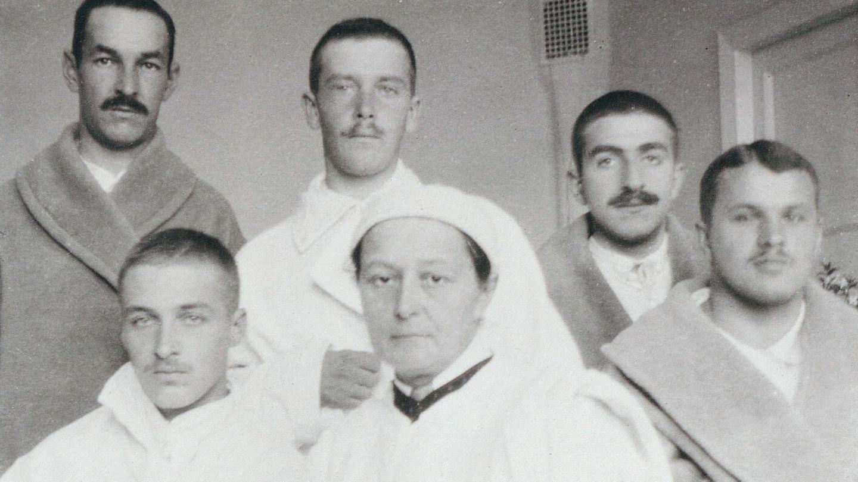 Vera Gedroits ging eine Ehe ein, soll aber offen lesbisch gelebt haben.