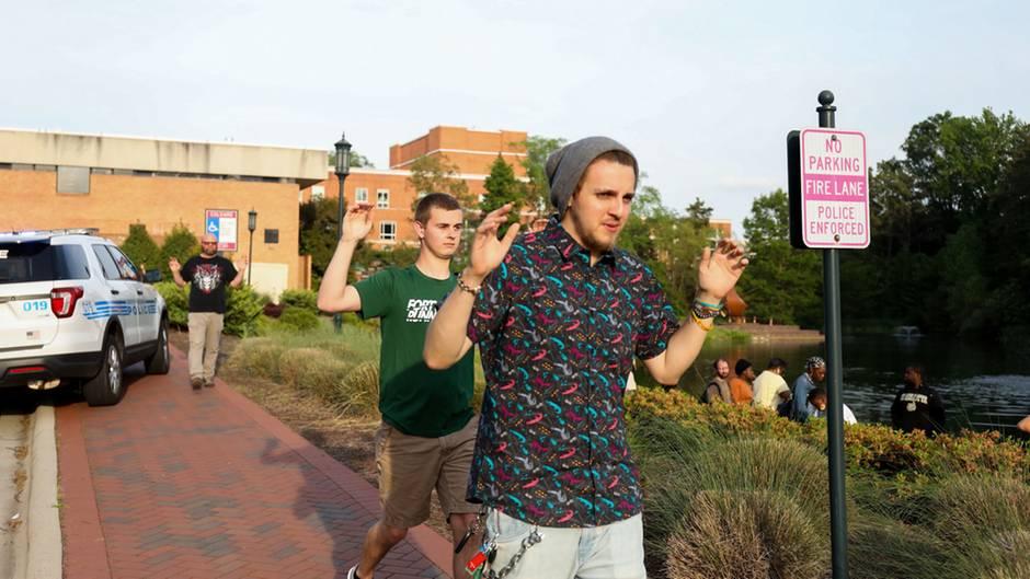 Tote bei Schüssen an Universität in North Carolina