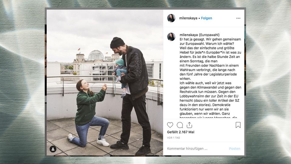 Proposals for Europe auf Instagram