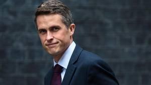 Britischer Verteidigungsminister Gavin Williamson muss gehen