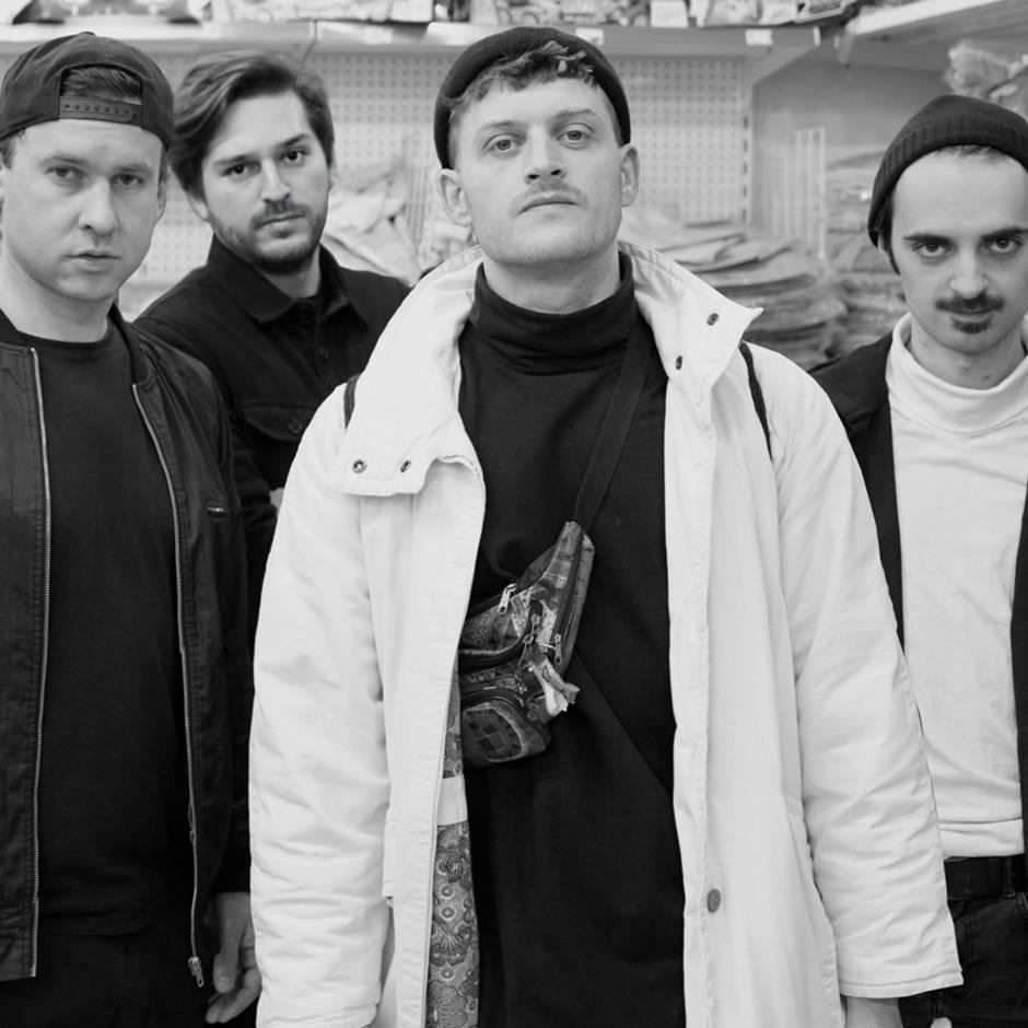 """Politischer Hip Hop: Rap-Band Kafvka über Nazis und Flüchtlinge: """"Manchmal könnte ich einfach heulen"""""""