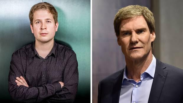 Kevin Kühnert kontert Kritik von Carsten Maschmeyer