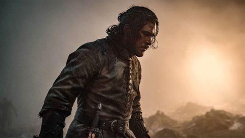 """Auch Jon hatte sich die Schlacht um Winterfell wohl anders vorgestellt - genauso, wie viele Fans von """"Game of Thrones"""""""