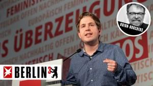 Kevin Kühnert hat mit seinen Aussagen zum Sozialismus für viel Wirbel gesorgt