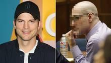 Ashton Kutcher (l.) und Michael G.