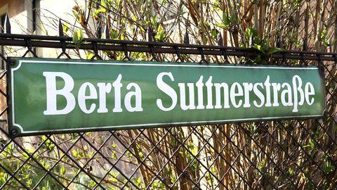 Berta Suttnerstraße