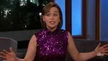 """Daenerys-Darstellerin Emilia Clarke sprach über die restlichen Folgen der finalen """"Game of Thrones""""-Staffel"""