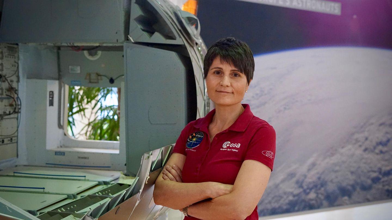 Samantha Cristoforetti setzte sich beim Auswahlverfahren der ESA gegen mehr als 8400 weitere Bewerber durch