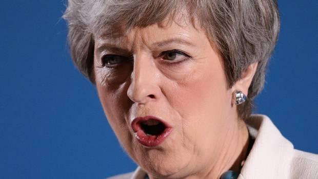 Theresa May große Verliererin der britischen Kommunalwahlen