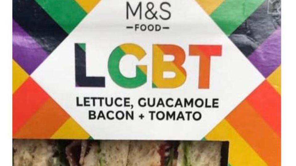 Wirbel auf Twitter: Piers Morgan pestet gegen LGBT-Sandwich - und Boy George reagiert