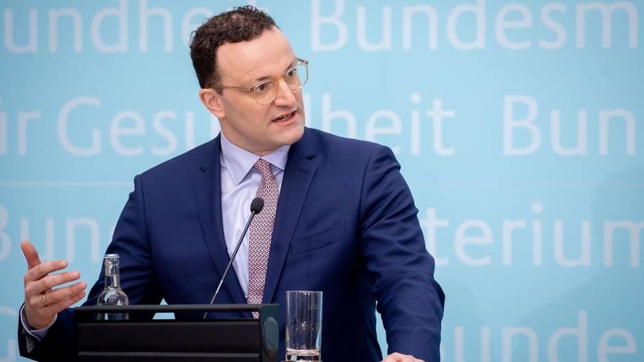 Kampf gegen die Masern: Jens Spahn legt sich mit den Impfgegnern in Deutschland an und droht ihnen mit Geldstrafen von bis zu 2500 Euro.