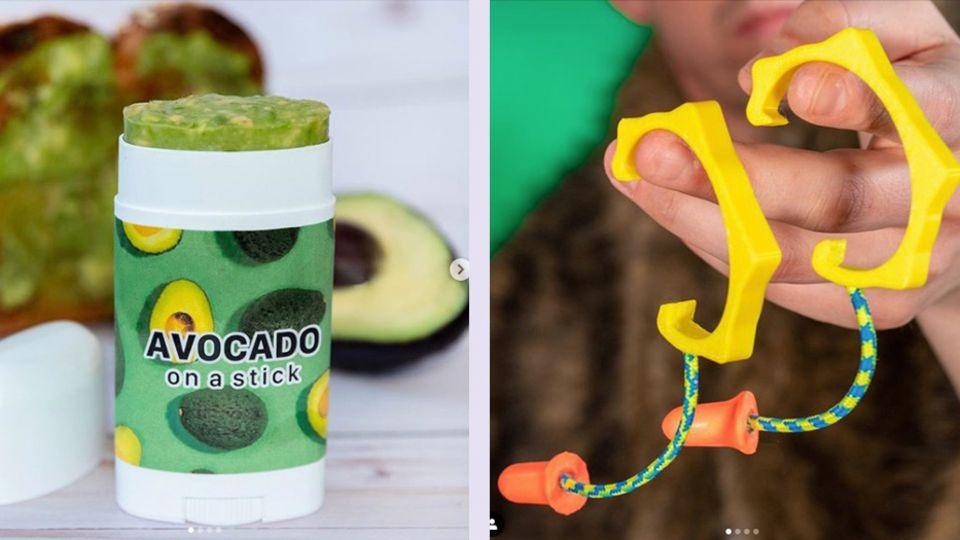 Erfindungen Avocade Spoiler