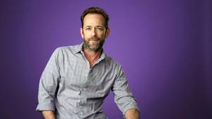 """Beverly Hills""-Star Luke Perry"