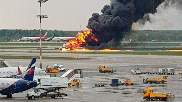 Über 70 Passagiere gerieten in das Flammeninferno, mindestens 13 wurden Opfer des Feuers