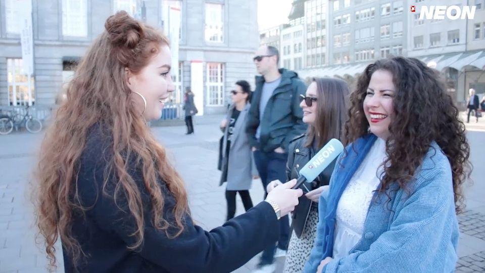 #keinluxus-Straßenumfrage: Reden Frauen offen über ihre Periode?