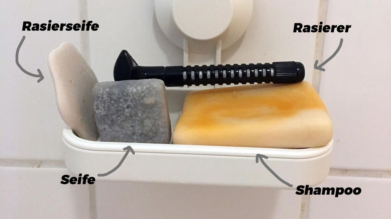 Nachhaltigkeits-Selbstversuch: Mein fast plastikfreies Badezimmer