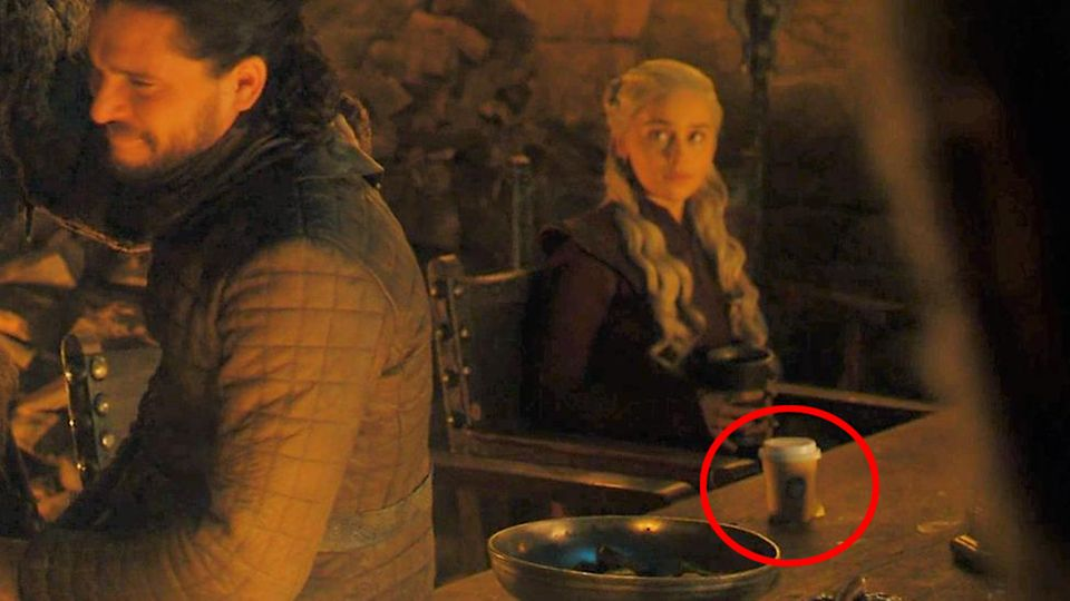 """Game of Thrones"": Kaffee-Panne"
