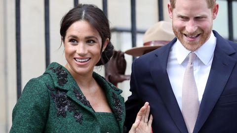 Meghan und Harry: Das Baby ist da