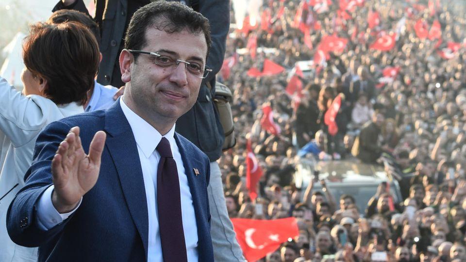 Istanbul - Bürgermeisterwahl wird wiederholt - Ekrem Imamoglu nur kurz im Amt?