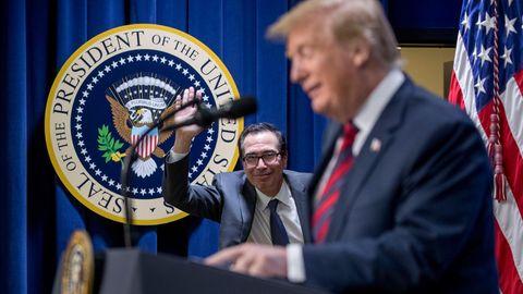 US-Finanzminister verweigert Herausgabe von Donald Trumps Steuererklärungen